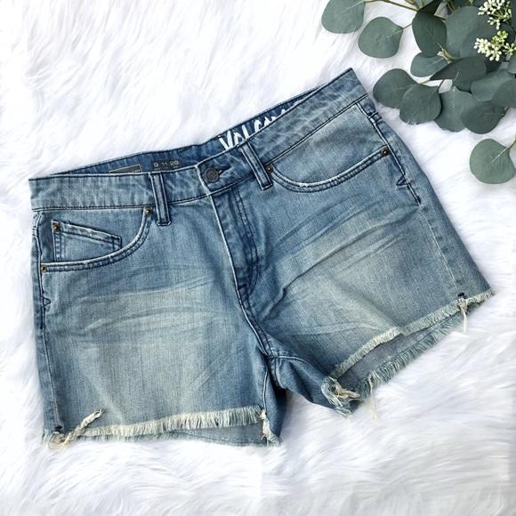 Volcom Pants - Volcom Denim Stoned Short